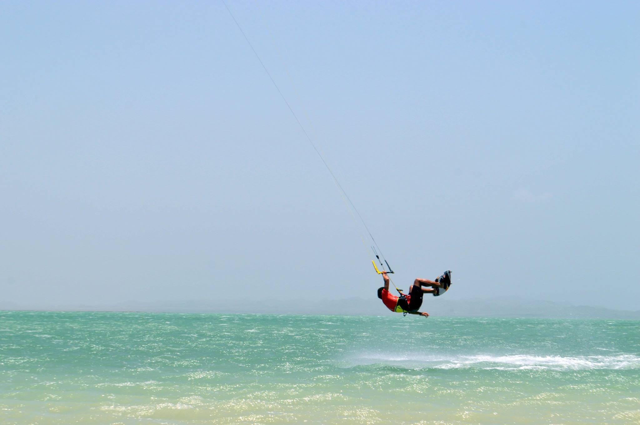 kitesurfen in Oman - Ras al Hadd