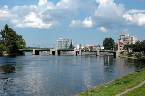 Большой Крестовский мост