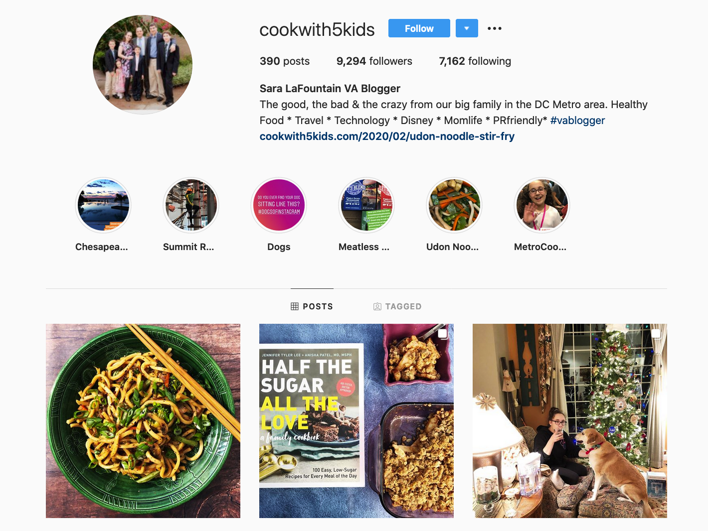 Sara LaFountain   Food and Lifestyle Influencer