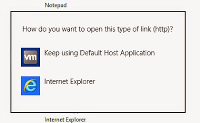 Seleccionamos Internet Explorer