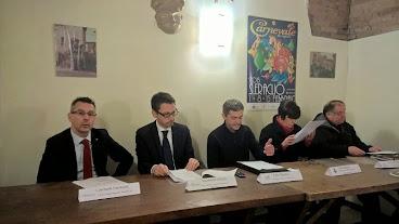 Sant'Eraclio: Presentazione Carnevale 2015