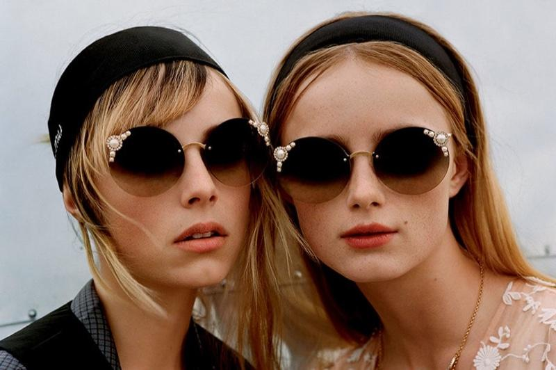Miu Miu Manière sunglasses collection