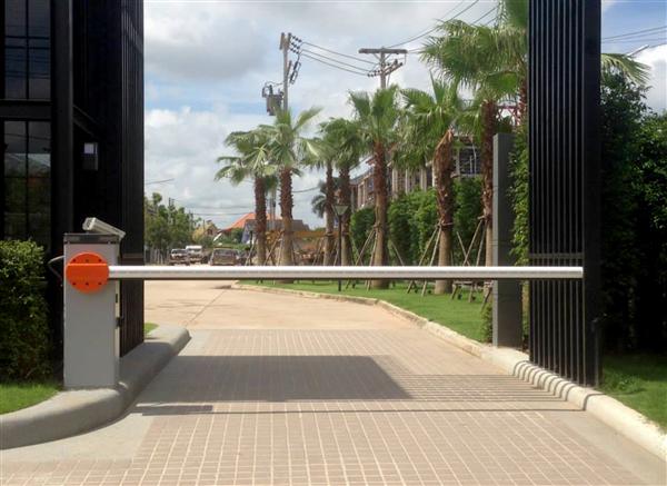 Barier tự động phù hợp với mỹ quan đô thị