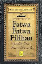 Fatwa-Fatwa Pilihan Ibnu Taimiyah | RBI