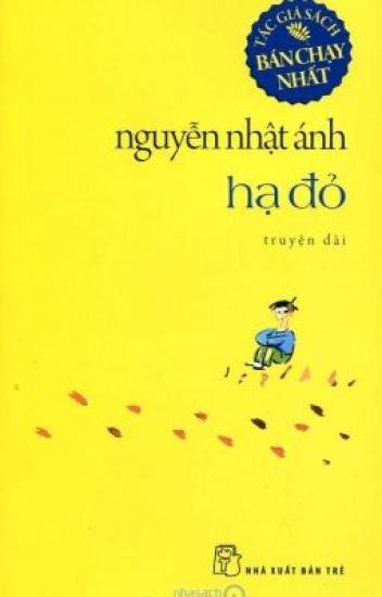 sach ha do Những quyển sách hay nhất của Nguyễn Nhật Ánh