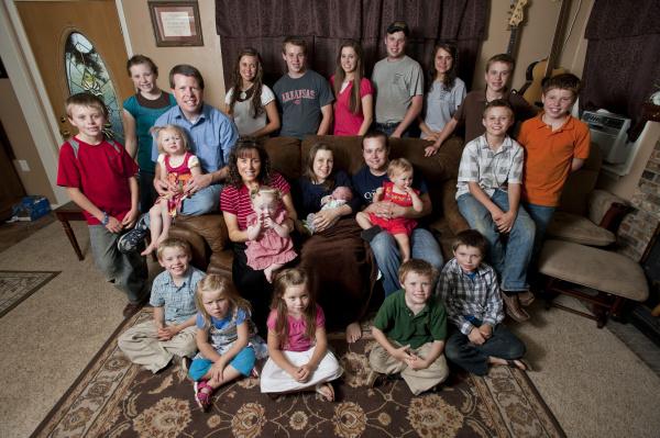 Duggar family.