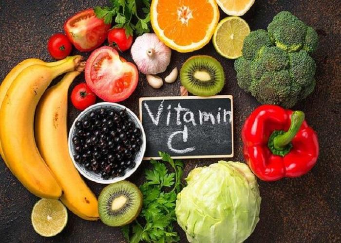 Bổ sung vitamin C đầy đủ để tăng sức đề kháng