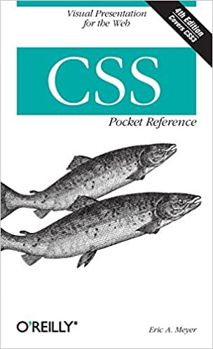 CSS Pocket Reference: Visual Presentation for the Web book cover