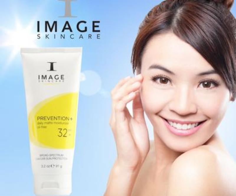 Kem Chống Nắng Image SPF 32 Prevention+ Dành Cho Da dầu