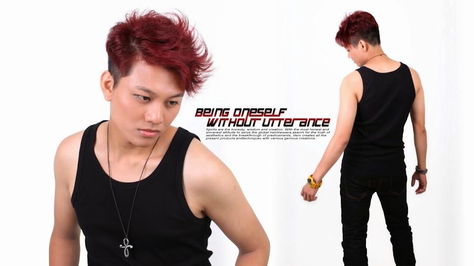 韋恩剪髮秀韓系張根碩捲髮型男設計教學