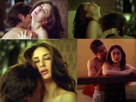 Kareena's Sizzling Scenes