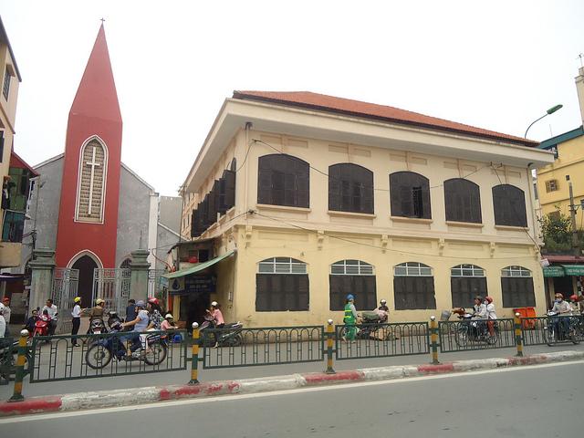 Nhà thờ giáo xứ Hàng Bột, Hà Nội