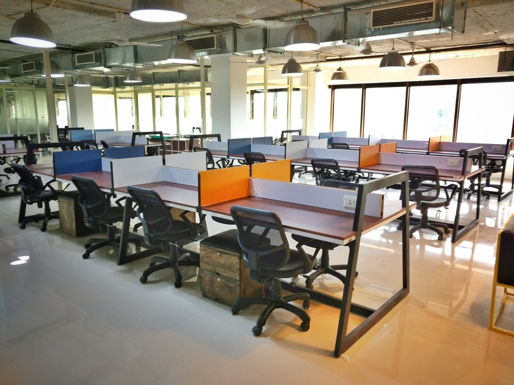 CoWork Cafe coworking space in Bangalore