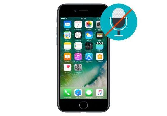 Sửa iPhone 8/8Plus/X hỏng Micro