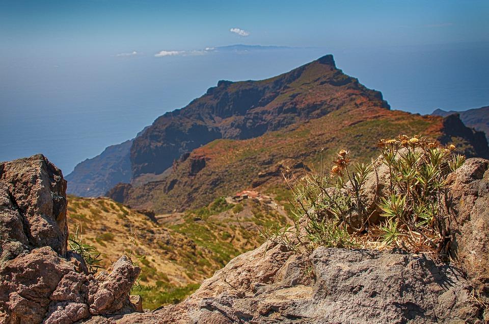 Paisaje, La Naturaleza, Tenerife, Paisaje Volcánico