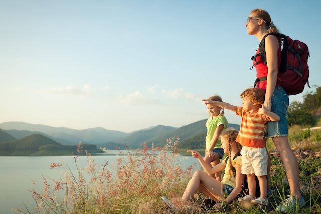 How do you Get Kids to Enjoy Nature?