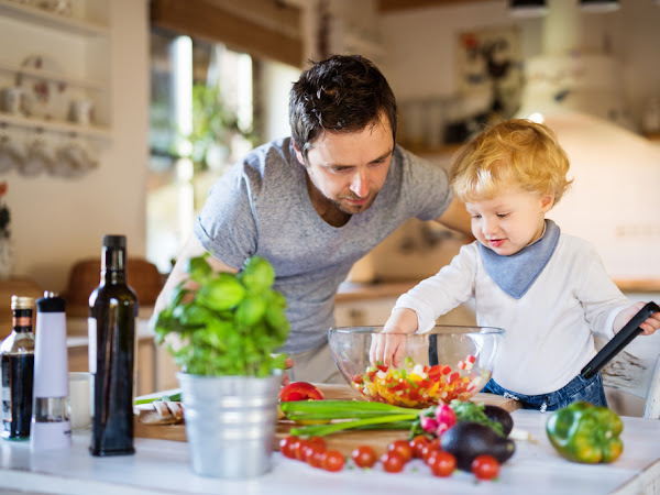 How To Create Family-Friendly Toddler Meals Without The Extra Hassle