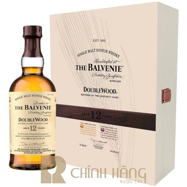 Balvenie 12 Năm Hộp Quà Tết 2021