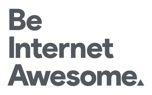 Be Internet Awesome graphic