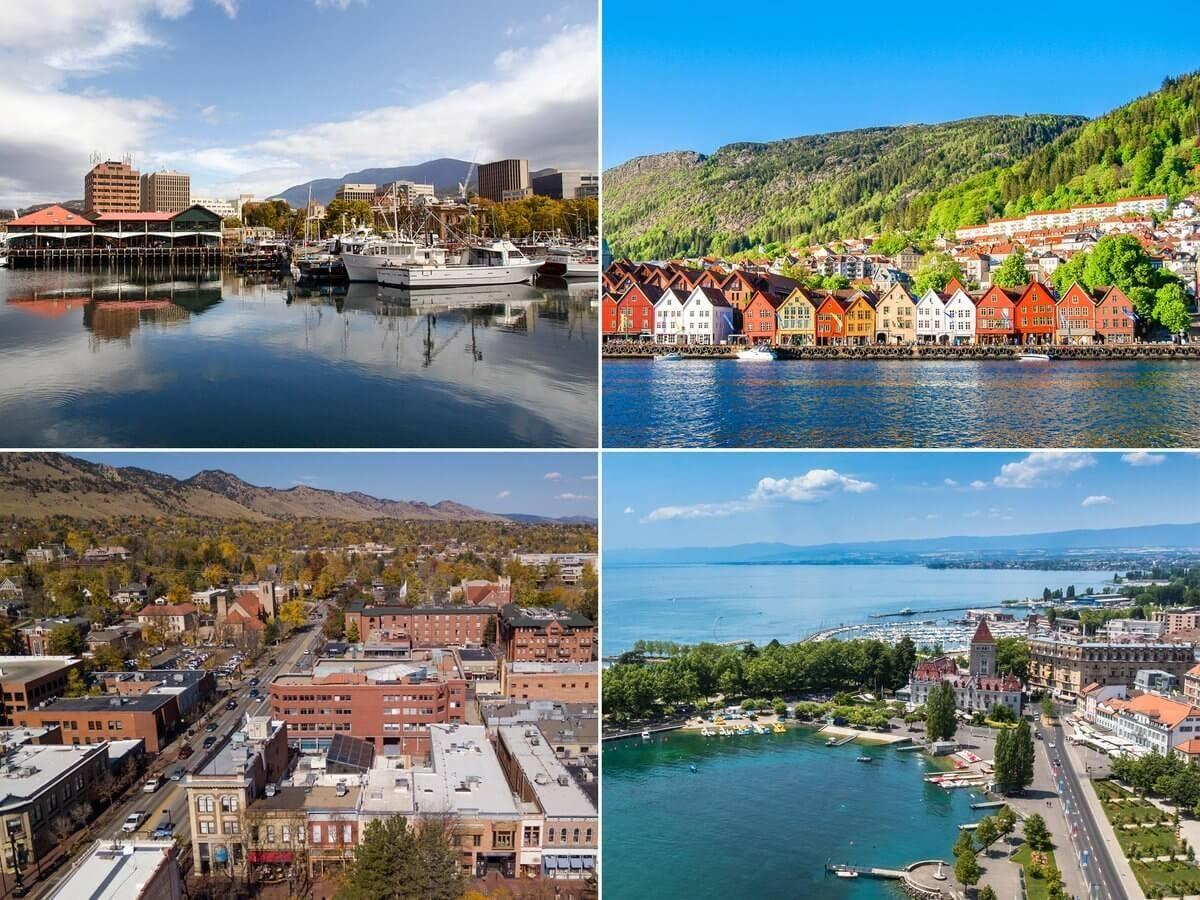Top 5 Cities with the Smallest Population Across the Globe 1