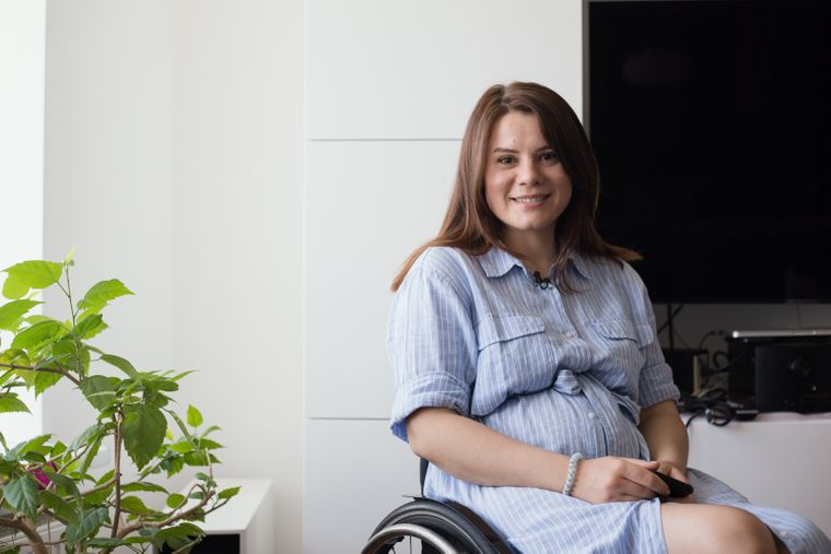 Юлия Ресенчук, травма позвоночника в результате аварии