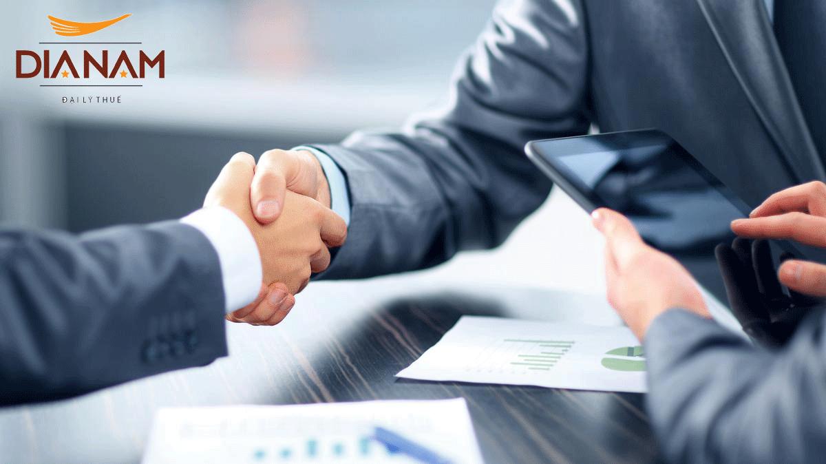 Thuế địa nam cung cấp dịch vụ thành lập doanh nghiệp trọn gói bảng chi phí thành lập doanh nghiệp