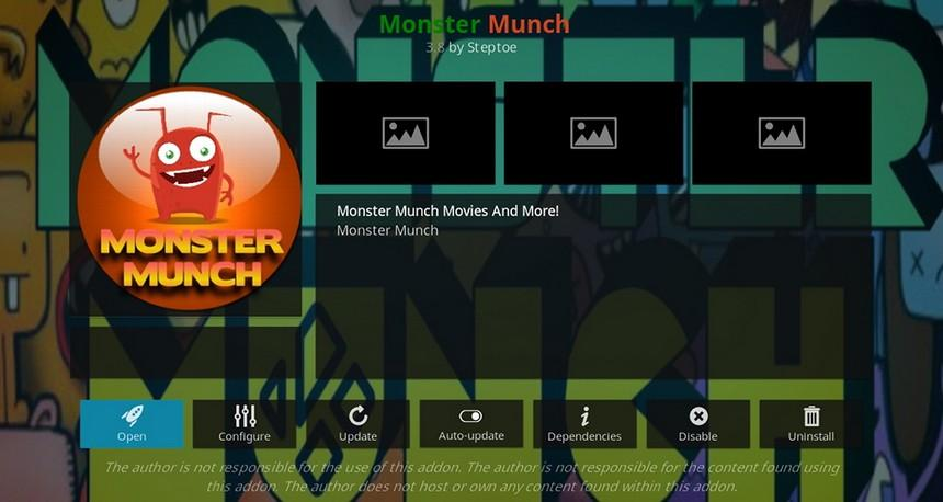 best kodi movies addons monster munch