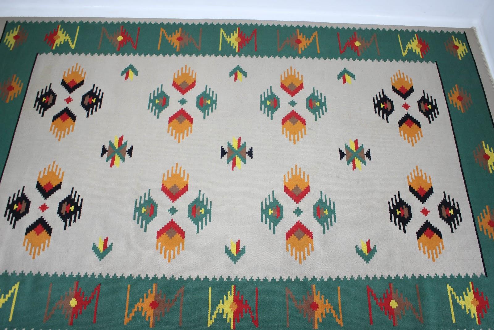 1960s Lilim carpet