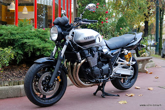 occasion yamaha xjr 1300 one 2014 2925kms vendue saint maur motos. Black Bedroom Furniture Sets. Home Design Ideas