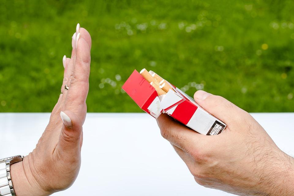 Para No Fumadores, Caja Del Cigarrillo, Cigarrillos