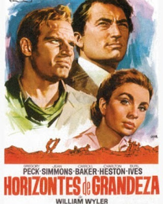 Horizontes de grandeza (1958, William Wyler)