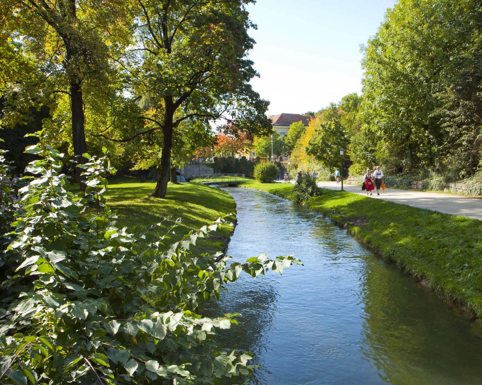 Going Green In Munich The Bavarian Capital 39 S 5 Best Parks