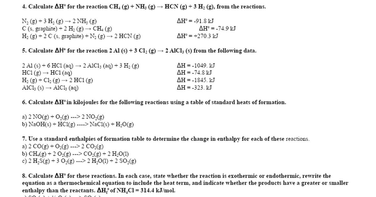 Chemistry1121hesslawworksheetcorrected12 2 08 Google Docs