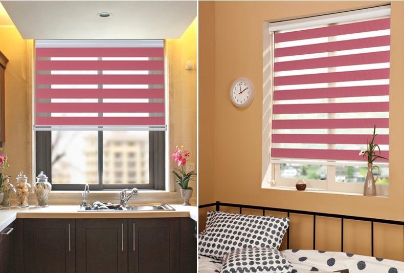 Какую ткань выбрать для рулонных штор? - Журнал Alumdevelop
