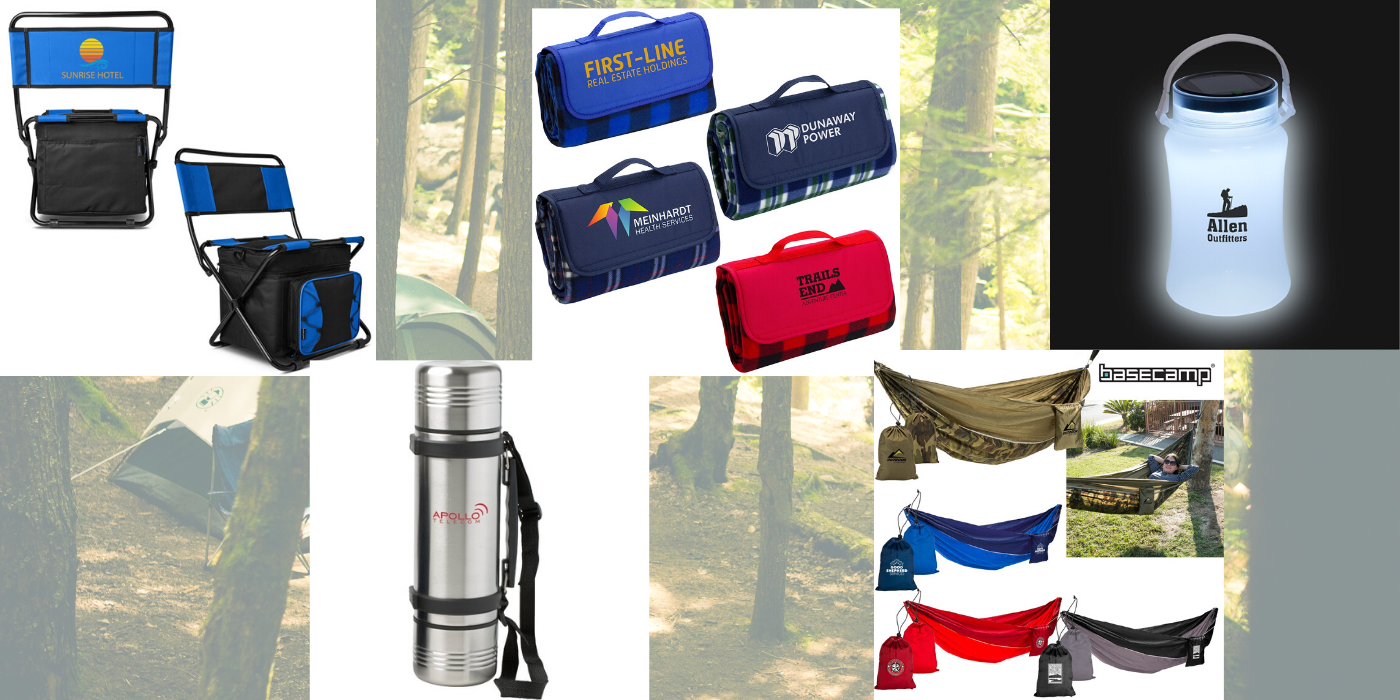 promotional camping gear