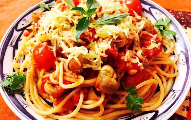 Mỳ Ý - món ăn chiếm được cảm tình của mọi thực khách