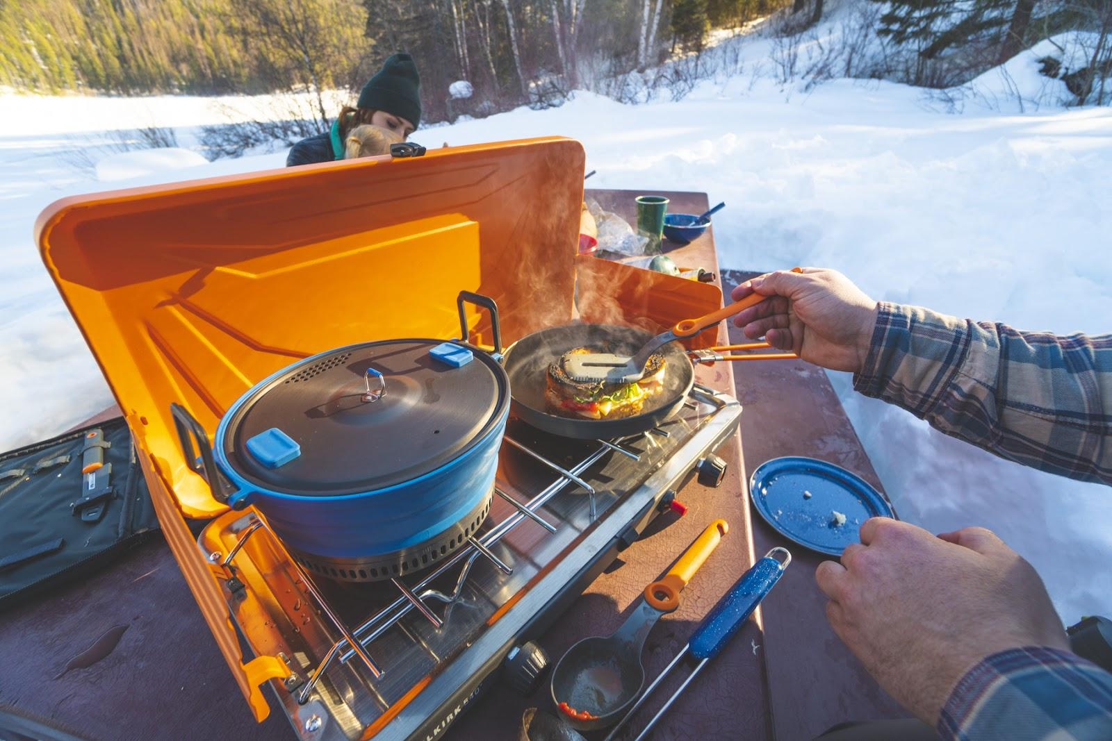 GSI Outdoors Glacier Camp Stove