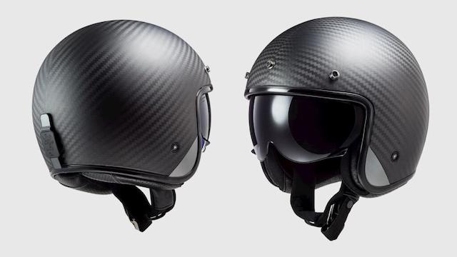 Mũ bảo hiểm 3/4 được sử dụng cho những chuyến đi phượt