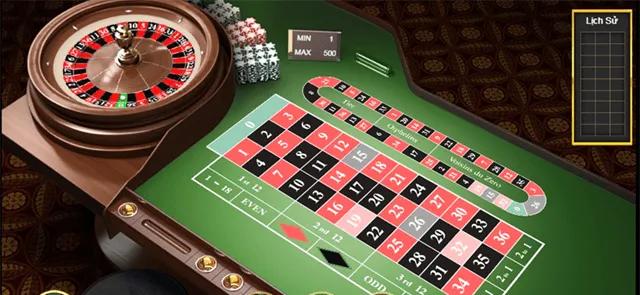 Nên trải nghiệm game bài Roulette tại nhà cái uy tín