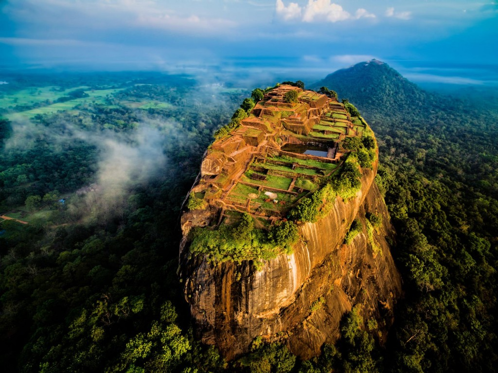 Сигирия - каменная загадка Шри-Ланки