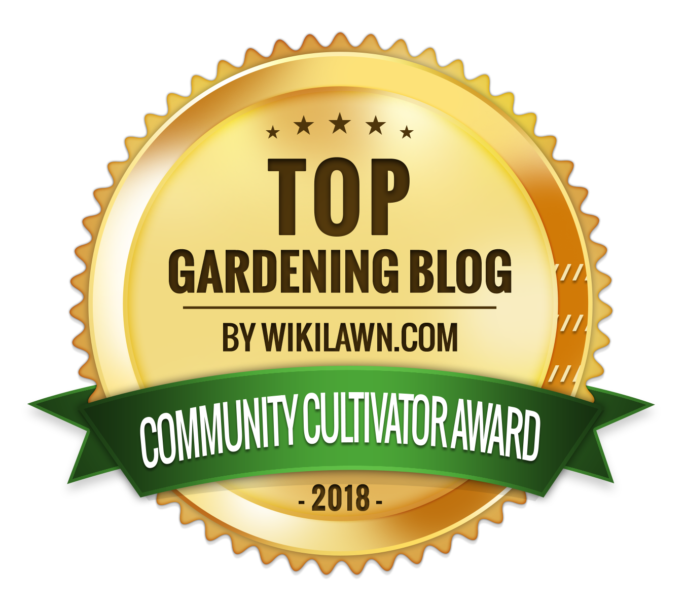 The 2018 Community Cultivator Awards Top Gardening Blogs Wikilawn