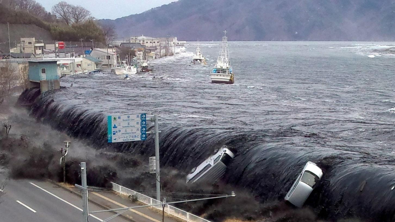 10 anos de Fukushima: o dia em que o Japão foi atingido por terremoto,  tsunami e acidente nuclear - BBC News Brasil
