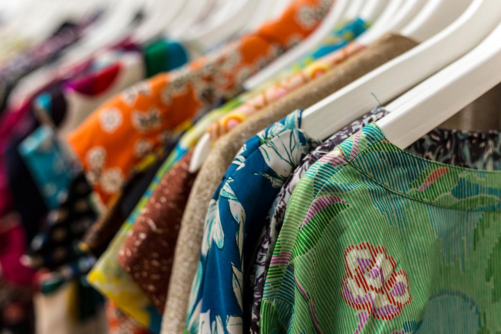 The London Print Design Fair Garments
