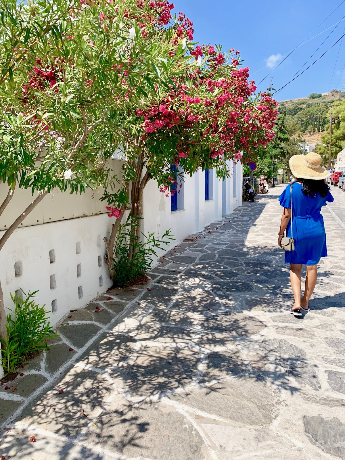 Lefkes Paros - things to do; 2 days in Paros