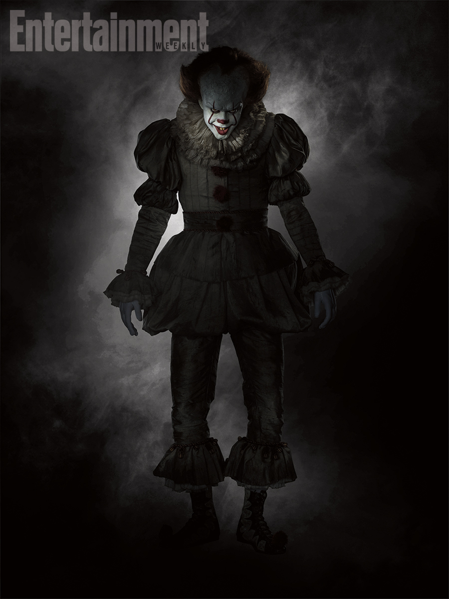 "Entertainment Weekly ""It"" poster"