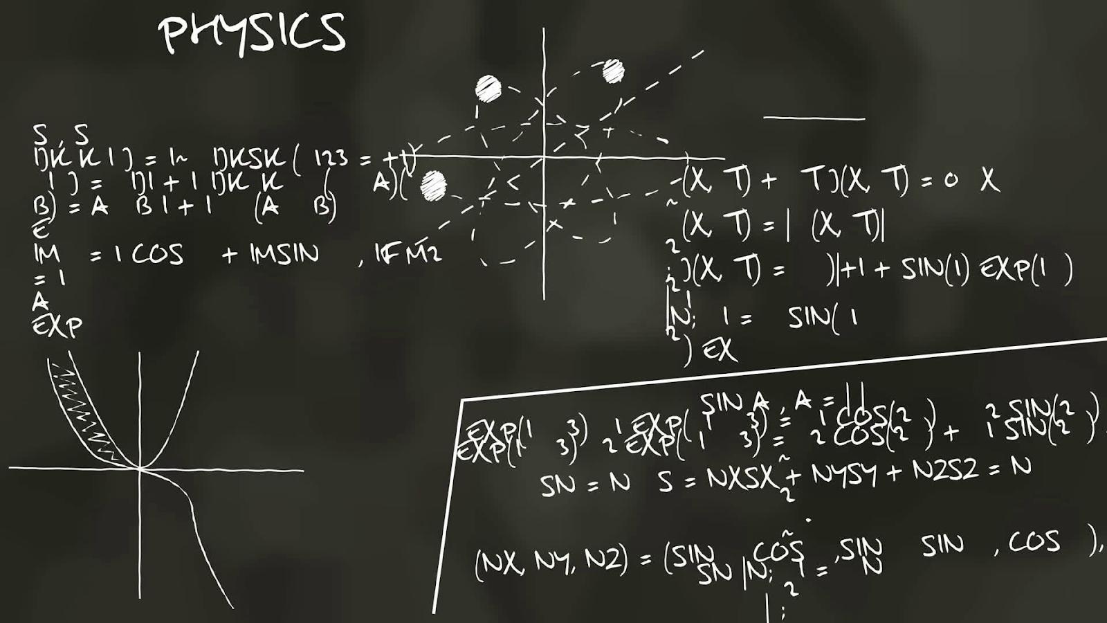 Tổng hợp các công thức vật lý 12