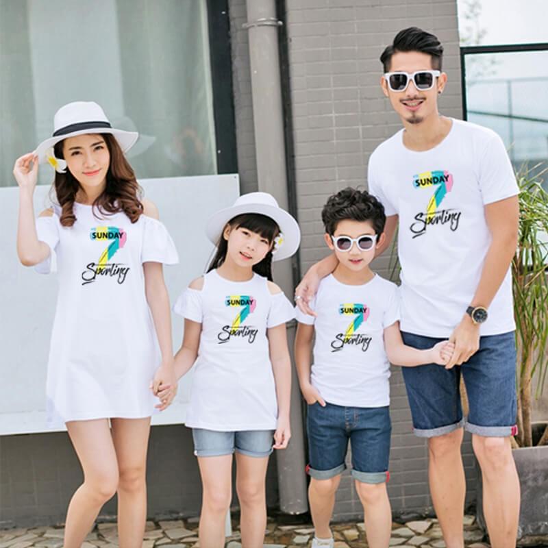Địa chỉ may áo gia đình tại Đà Nẵng