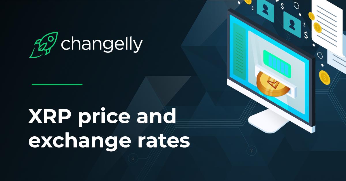 Цены и обменный курс Ripple (XRP)