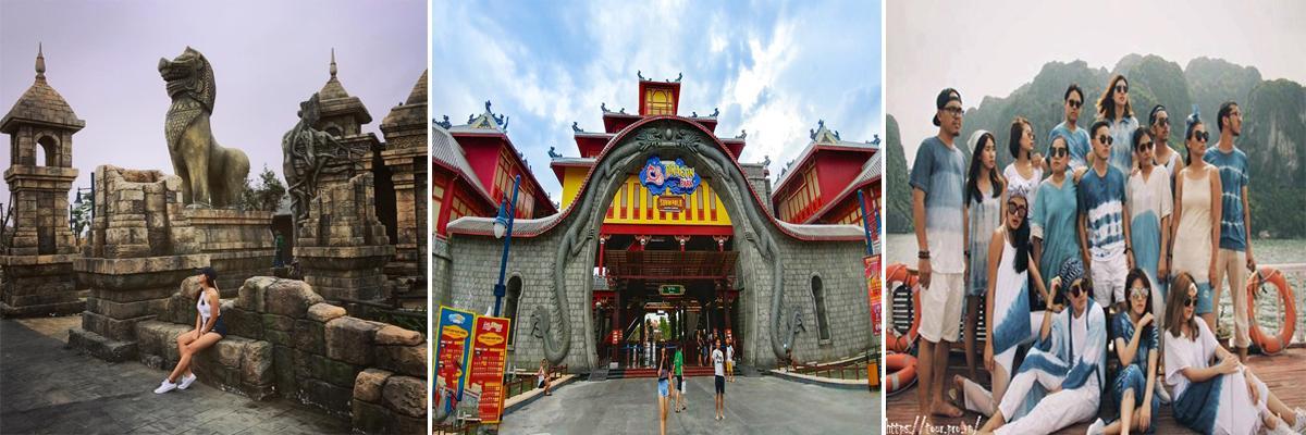 Du lịch Lạng Sơn - Hạ Long, Quảng Ninh
